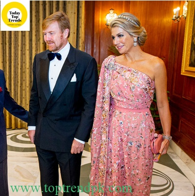 Photo of The Queen of the Netherlands will come to Pakistan after the British royal couple