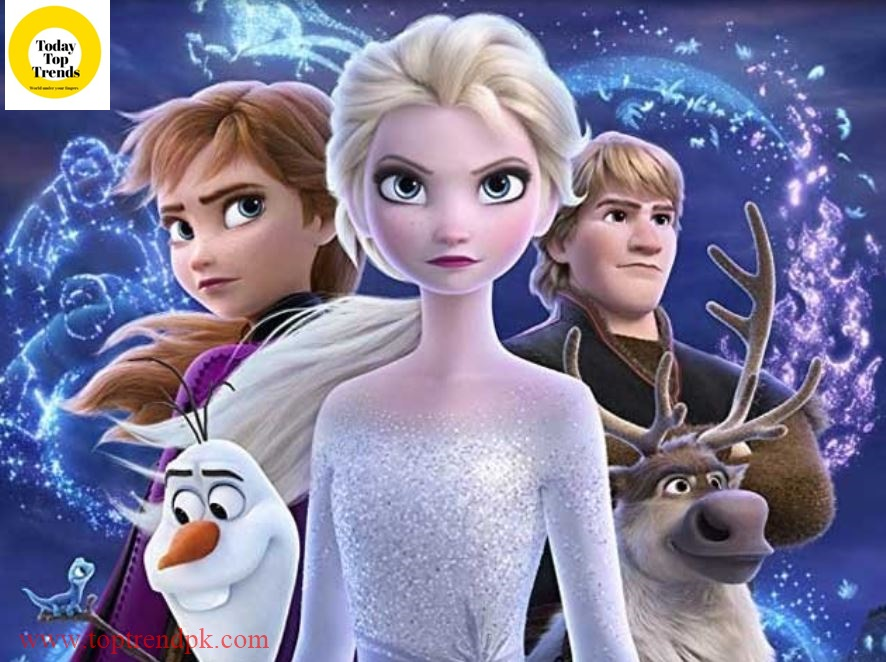"""Photo of """"Frozen Two"""" reigns at the global box office"""
