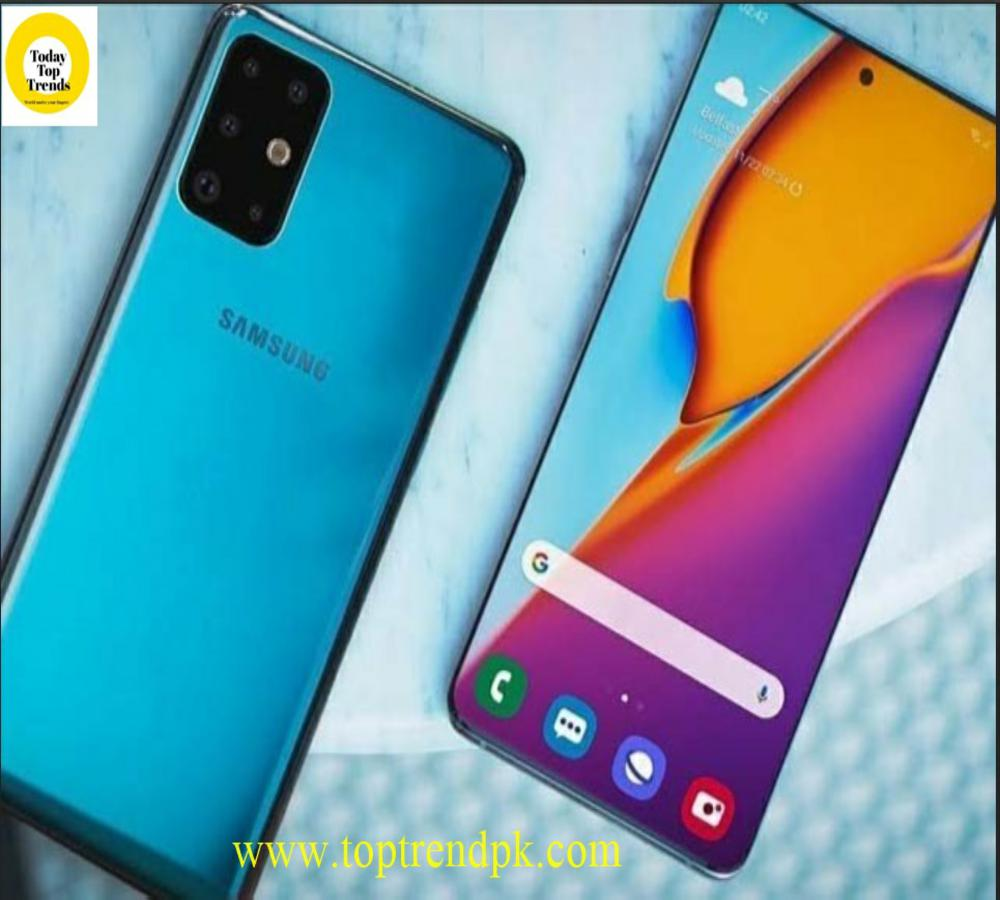 Photo of The Samsung lunch 108 Megapixel camera in Galaxy S11
