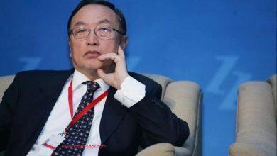Photo of Father of Lenovo Liu Chuanzhi turned around Top Trend Pk
