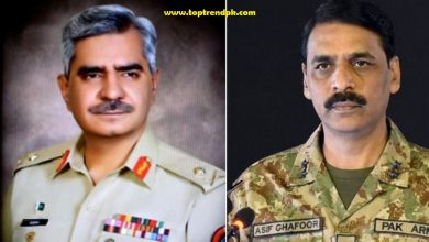 Photo of What Peoples Want To Know About New DG ISPR Maj Gen Babar Iftikhar