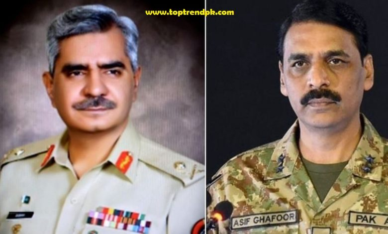 What Peoples Want To Know About New DG ISPR Maj Gen Babar Iftikhar