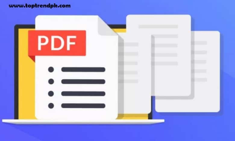 How to write on a pdf file