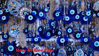 """Photo of What Is The Story Of The """"Blue Eye"""""""
