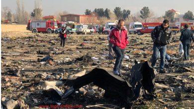 Photo of ایران میں مسافر طیارے کو ہوائی حادثہ گر کر تباہ