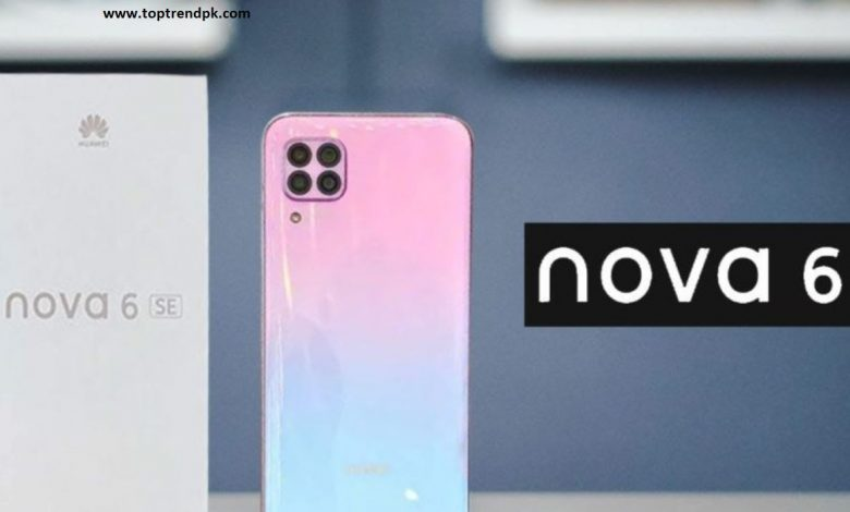 Huawei P40  New Smart Phone