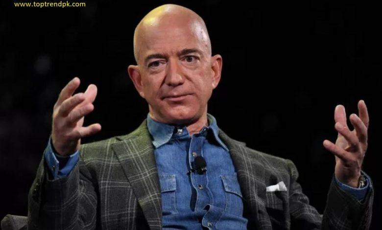 JEFF BEZOS AMAZON CEO BOUGHT 165 MILLION House