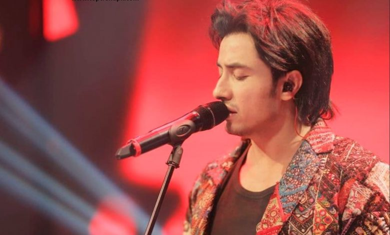 Ali Zafar PSL Anthem is ready for peoples