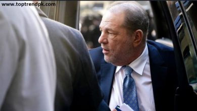 Photo of Harvey Weinstein is gone