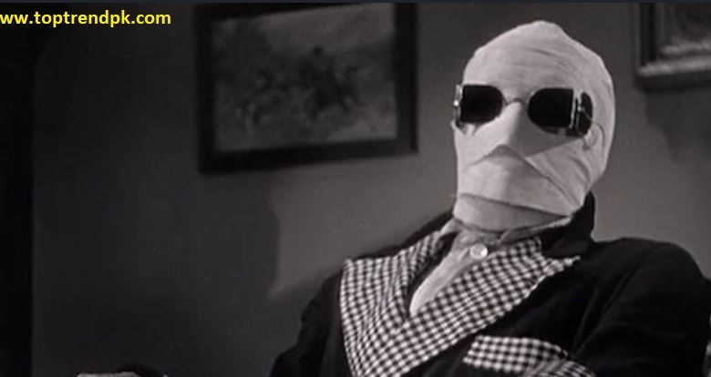The Invisible Man New Movie