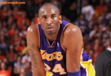 Photo of Kobe Bryant:Emotional night for the Lakers and Los Angeles