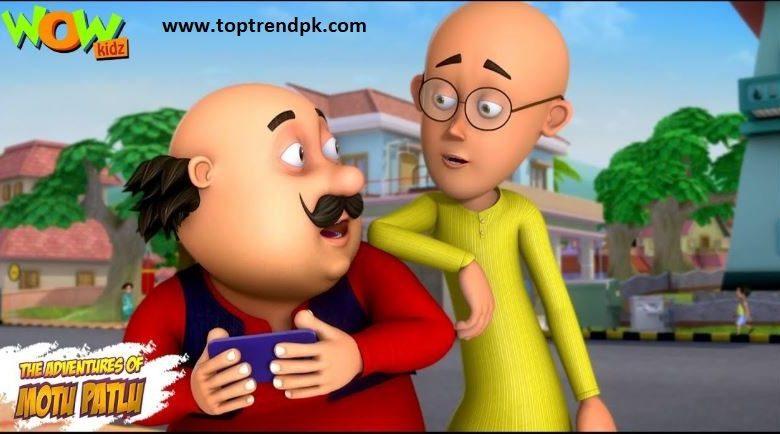 Motu and Patlu cartoon Series
