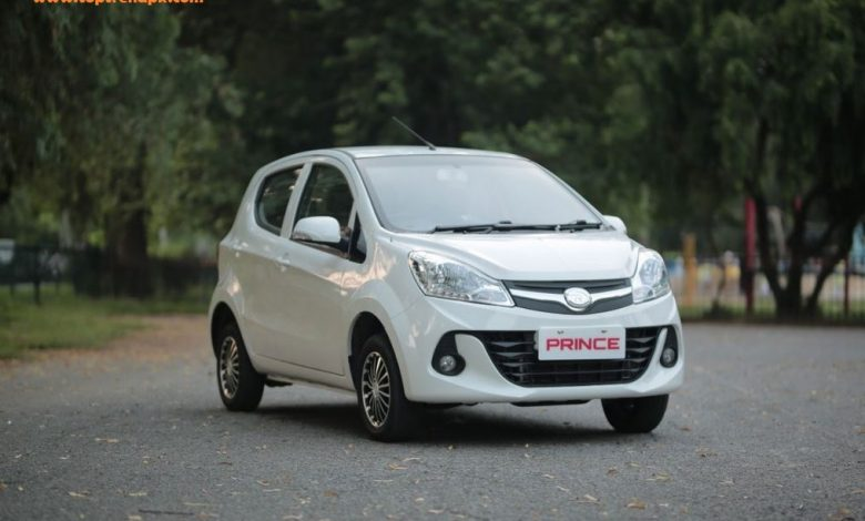 prince pearl car price in Pakistan 2020