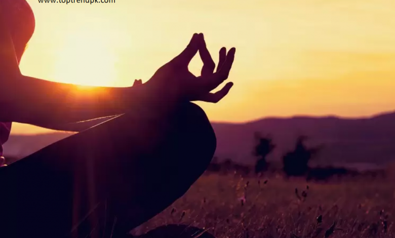 The Difference Between Yoga And Meditation