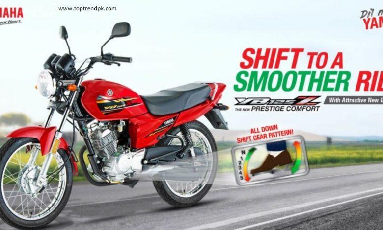 YamahaYBMotors Pakistan Increase Price Of Bikes 8000-8500