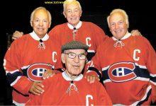Photo of Hockey Legend Pocket Rocket No More