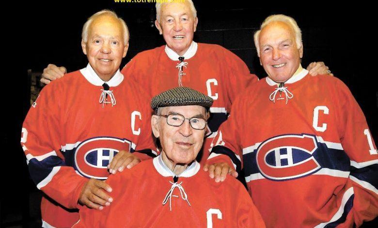 Hockey Legend Pocket Rocket No More