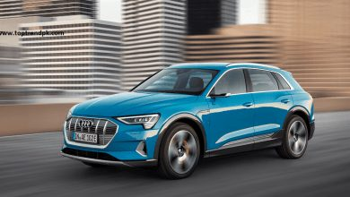 Photo of Audi SUV Electric in Pakistan