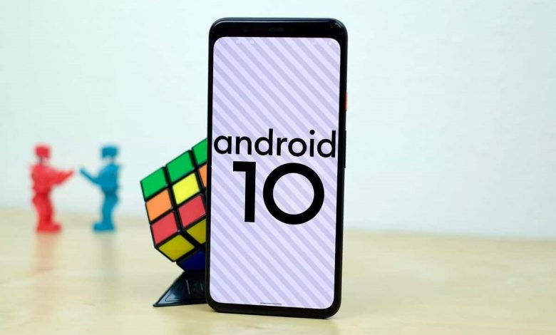 which phone update android 10