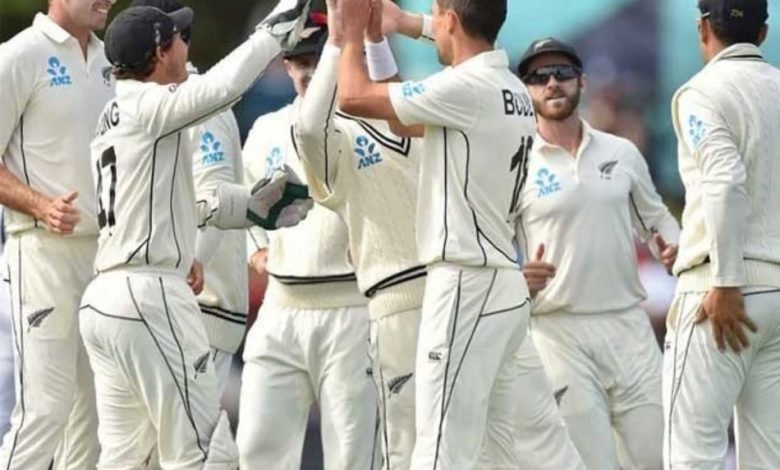 NZ beat India in test series