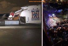 Photo of Nashville casualties and destruction