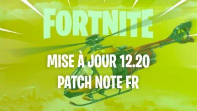 Photo of Fortnite 12 20 patch notes