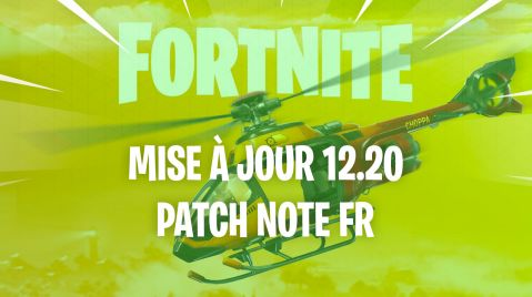 fortnite 12 20 patch notes