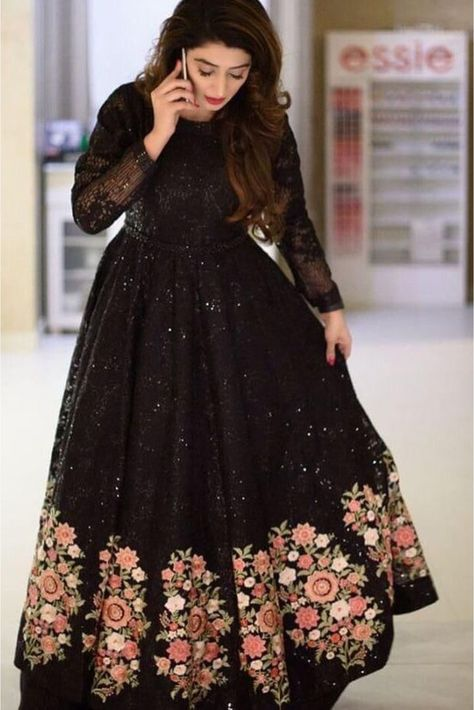 Pakistani Waist Belt Dresses Designs