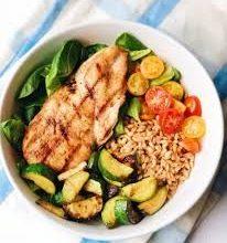 Photo of Top 100 Healthiest meals list best ever