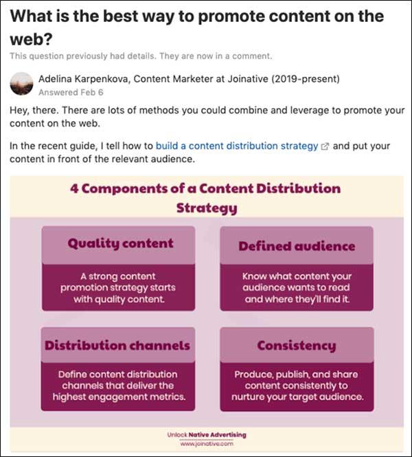 best marketing strategies used by companies