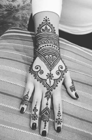Indian Mehndi Design 6 100 New Mehndi Designs Collection |Simple Mehndi Designs|