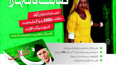Photo of Ehsaas Kafalat Program 2020| Ehsaas Kafalat Card