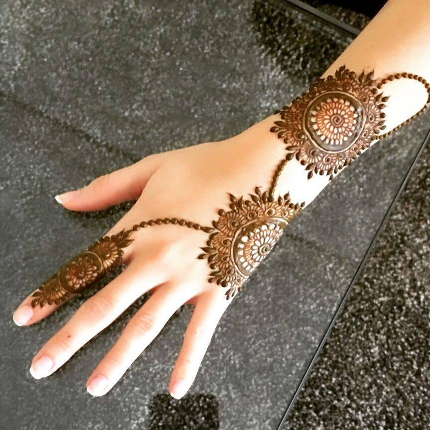 mehndi new design 2021