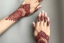 Photo of New Collection Of Best Mehndi Designs in 2020