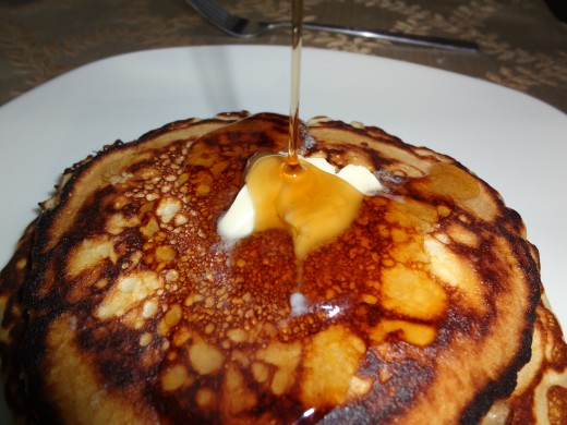 1 8 Today Special Cracker Barrel Style [Pancakes Recipe]