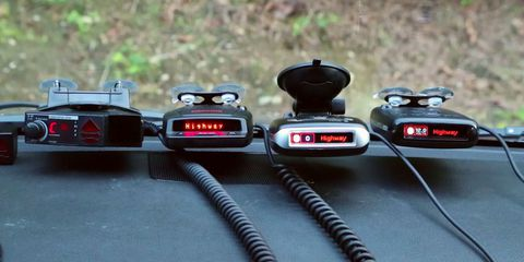 The best radar detectors Buying Guide