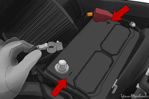 How To Disconnect Car Battery