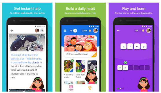 2 3 Google has launched the Bolo app to help children read and find it in the Play Store