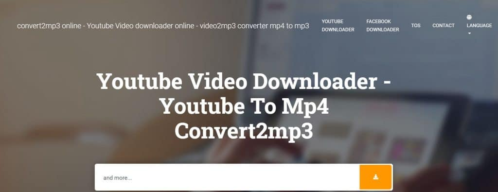 Youtube Video Downloader - Youtube To Mp4 Convert2mp3