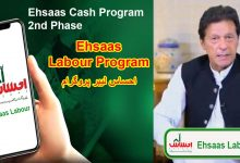 Photo of Apply Online For Ehsaas program