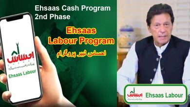 Photo of Ehsaas Labour Program Registration |How To Apply For Ehsaas Program|