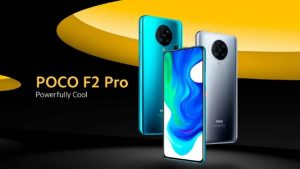 Poco F2 Poco F2 Pro 5G released with 64-megapixel camera and huge battery