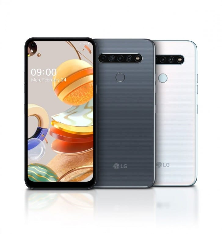 LG launches LG K61 complete specification and review