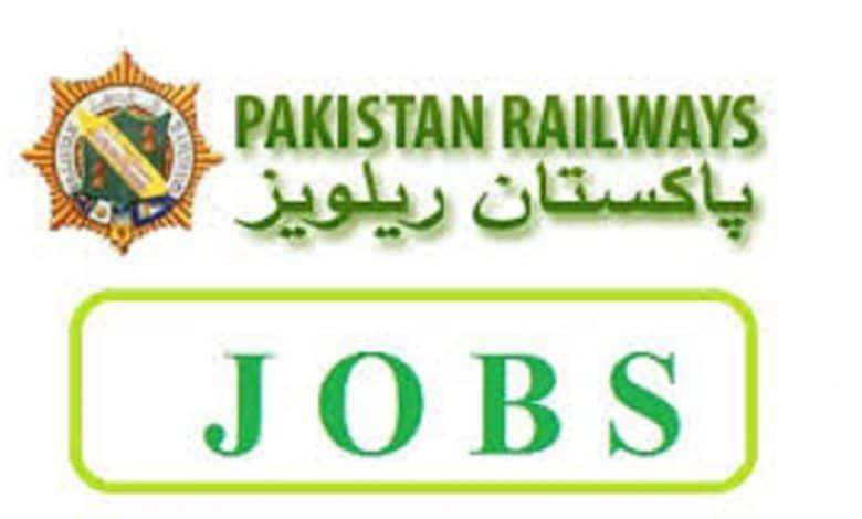 Pakistan Railway Jobs 2020
