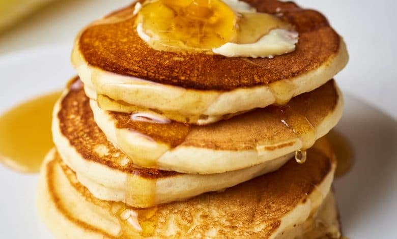 Lightweight light and fluffy pancake recipes with crispy edges