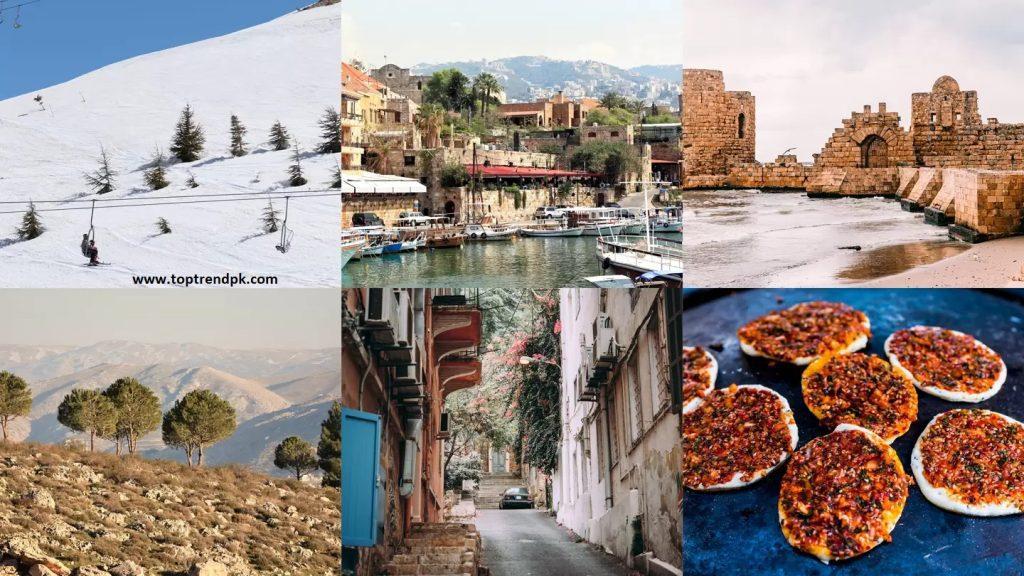 lebanon World, Best holiday destinations for 2021:Best travel destinations