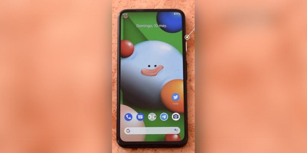 While many of the supposed photos and pictures of the Pixel 4a,