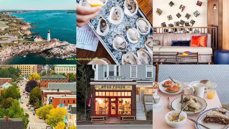 portland World best holiday destinations for 2021