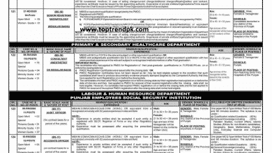 Photo of Latest Anti corruption jobs 2020 [Apply Online]