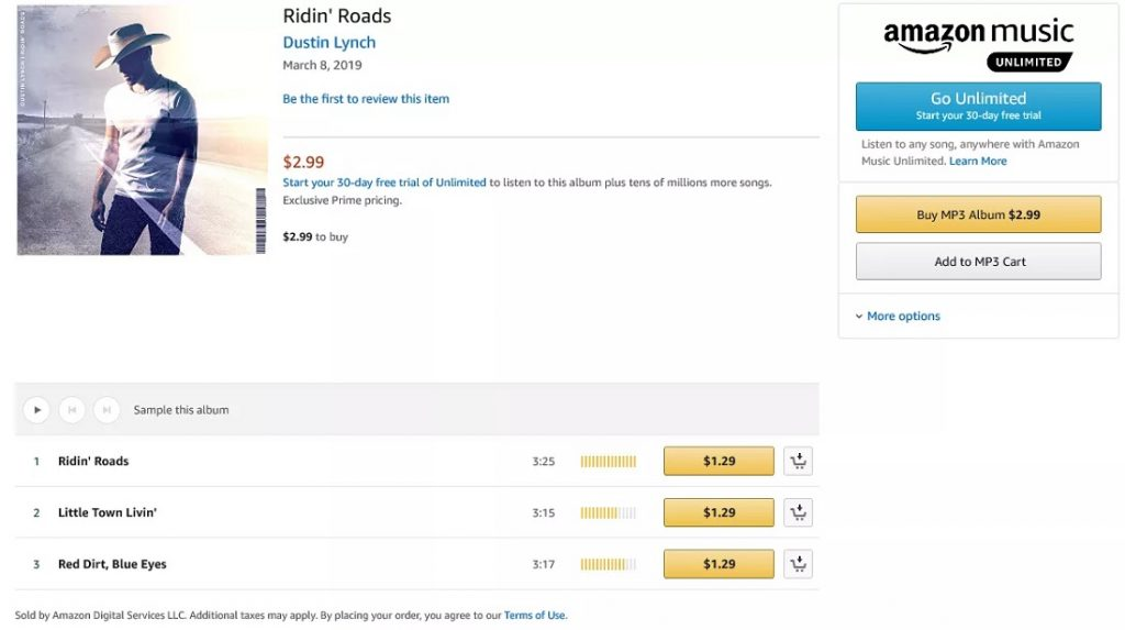 How to Download Songs from Amazon Music